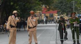 احتجاج في فيتنام