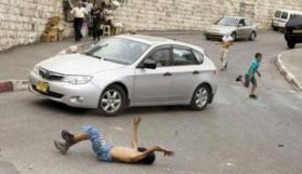 مستوطنة تدهس عاملين فلسطينيين وتصيبهما بجروح خطيرة شرق قلقيلية