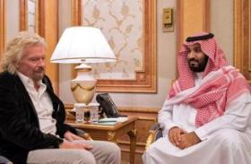 ملياردير بريطاني يقبل عرضا من ابن سلمان.. ما هو؟