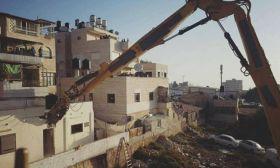 جيش الاحتلال يستعد لهدم منازل بنيت حديثا لمنفذي عملية شارونا