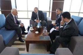 وكيل وزارة الداخلية: بحثنا الملف الأمني مع الوفد المصري والأجواء إيجابية