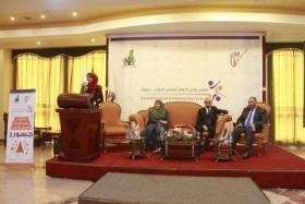 اختتام فعاليات ملتقى ريادي الأعمال الشباب بغزة