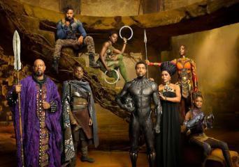 Black Panther .. أول فيلم يقتحم دور عرض السينما بالسعودية .. فما قصته؟