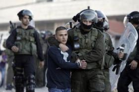 اعتقال فتى على حاجز شعفاط بالقدس