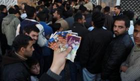 وزير إسرائيلي يقترح خصم أموال الضرائب وتحويلها لموظفي السلطة بغزة