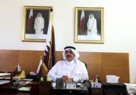 غزة حاضرة في اجتماع غرينبلات مع وزير خارجية قطر