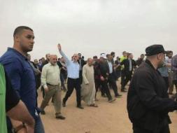 السنوار من شرق غزة: لو كان أبوجهاد حياً لفعل واحدة من اثنتين إما.. !