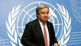 """غوتيريش: الاعتقاد بأن الأمم المتحدة ستحل الأزمة السورية """"سذاجة"""""""