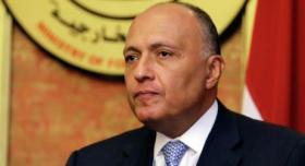 شكري: فرنسا لم تطلب من مصر إرسال قوات إلى سوريا