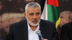 هنية: حماس ستعيد النظر بموقفها من المنظمة والاجراءات ضد غزة مخطط مرسوم
