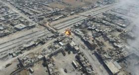 هجوم بالصواريخ على مواقع عسكرية لنظام السوري