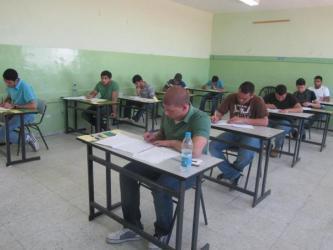 غزة.. منع الحفلات في الأماكن العامة بسبب امتحانات الثانوية العامة