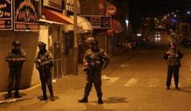 اعتقالات واسعة بالضفة المحتلة تطال أسرى محررين وصحفيين