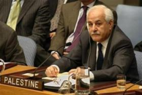 منصور: سنطرح مشروع قرار أمام مجلس الأمن لتوفير الحماية الدولية للشعب الفلسطيني