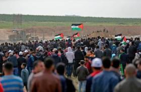 الهيئة الوطنية: فعاليات مسيرة العودة مستمرة حتى كسر الحصار
