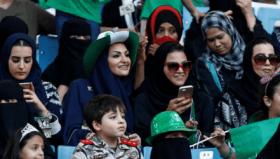 شاهد| حفل اختلاط ورقص بمستشفى حكومي في السعودية