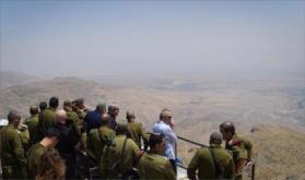 كاتس: إسرائيل طلبت من واشنطن الاعتراف بسيادتها على هضبة الجولان