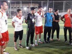 قائمة خان يونس لنهائي كأس فلسطين