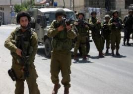13 إصابة باقتحام جيش الاحتلال مخيم الأمعري