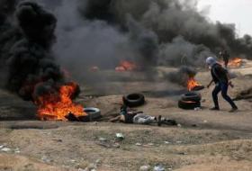 7 شهداء وعشرات الإصابات في اعتداءات الاحتلال على المشاركين بمسيرات العودة