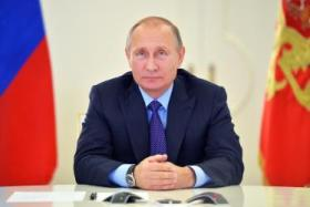 بوتين: الخروج من منظمة التجارة العالمية يعني زعزعة الاستقرار القائم