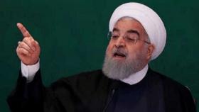 روحاني: أمريكا لا تستطيع أن تقرر ما يجب ان تفعله إيران والعالم