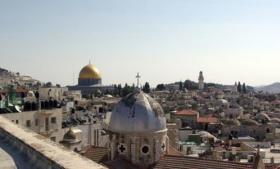 الإسلامية المسيحية تحذر من مشروع قانون إسرائيلي يستهدف أملاك الكنائس بالقدس المحتلة