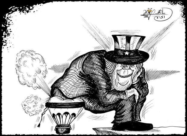 478585 - كاريكاتير : ماهر الحاج