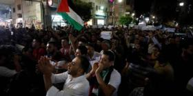 المؤسسات الأهلية والحقوقية تدعو النيابة لفتح تحقيق في قمع مظاهرة أمس