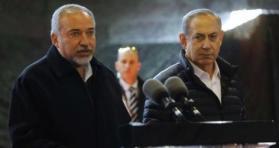 ماذا طلب نتنياهو من ليبرمان بشأن غزة؟