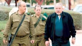 ليبرمان يتباهى بقتل جنوده للمتظاهرين الفلسطينيين بغزة