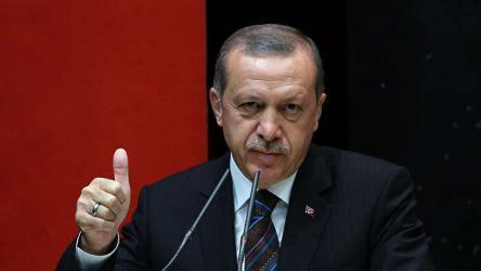 أردوغان يعلن فوزه في الانتخابات الرئاسية ويقول لا تراجع عن تقدم تركيا