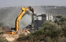 الاحتلال يهدم منزلين في جلجولية بالداخل