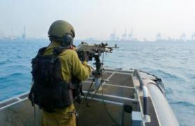 للمرة الأولى.. جيش الاحتلال يعلن عن تدمير نفق بحري لحركة حماس