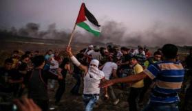 """الهيئة العليا لمسيرات العودة: الجمعة المقبلة """"من غزة إلى الضفة وحدة دم ومصير مشترك"""""""