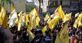 فتح ترد على هتافات المتظاهرين: إيران لم تقدم مساعدات للشعب الفلسطيني