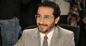 أحمد حلمى يستقر على فريق عمل الفيلم الجديد