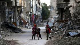 رغم تهديد واشنطن دمشق تبدأ هجوما