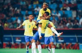 البرازيل تتأهل لربع نهائي كأس العالم بعد فوزها على المكسيك