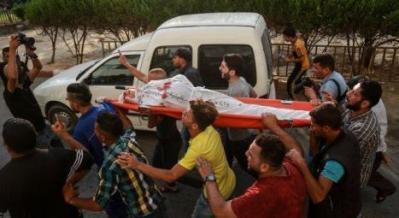 صحة غزة : المسن العروقي استشهد برصاص الاحتلال شرق المغازي