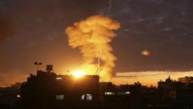 الدفاعات السورية تتصدى لصواريخ وتسقطها في أجواء اللاذقية