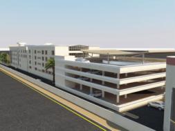 مشروع بناء أكاديمية