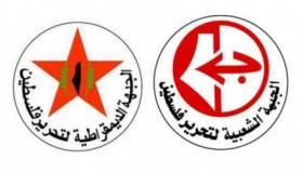 لبحث المصالحة والتهدئة.. وفدان من الجبهتين الشعبية والديمقراطية يغادران غزة