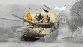 مقاتلات روسية تشن الغارات الأعنف منذ تهديد إدلب (فيديو)