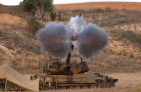 مدفعية الاحتلال تستهدف نقطة رصد للمقاومة شمال غزة