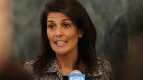 هيلي: لمن يتساءل عن قطع واشنطن تمويل الأونروا ماذا فعل العرب لمساعدة الفلسطينيين