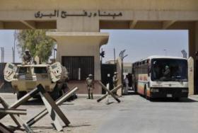 مصر تغلق معبر رفح احتجاجاً على اجراءات داخلية غزة