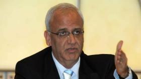 عريقات: تصريحات السفير الامريكي تدفع باتجاه حرب دينية