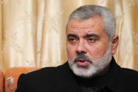 هنية: غزة تعيش معركة أمنية عسكرية مع الشاباك الإسرائيلي بـ نسبة 100%.