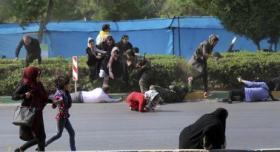 """وزير المخابرات الإيراني: تم القبض على شبكة """"كبيرة"""" لصلتها بهجوم الأهواز"""